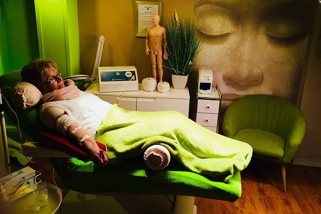 Infusionstherapie - Naturheilpraxis Borger